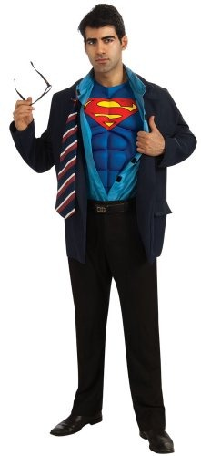men halloween costumes rubieu0027s costume co menu0027s superman returns clark costume